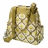 Sashay Satchel Diaper Bag - Lights of Lisbon