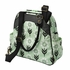 Sashay Satchel Diaper Bag - Minted Meadows