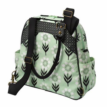 Sashay Satchel - Minted Meadows