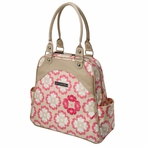 Sashay Satchel Diaper Bag - Picnic in Portugal