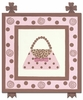 Sassy Glamour Purse Canvas Reproduction
