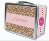 Sassy Safari Personalized Lunch Box