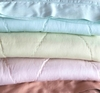 Cotton Sateen Crib Quilt