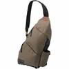 Satellite Sling Diaper Bag in Rugged Teak