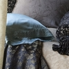 Satin Pillowcase with Lace