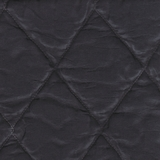 Satin Quilted Graphite (44)
