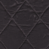 Satin Quilted Sable (55)