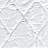 Satin Quilted White (01)