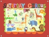 Saturday At The Circus Canvas Wall Mural