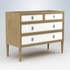 Savannah 4 Drawer Dresser