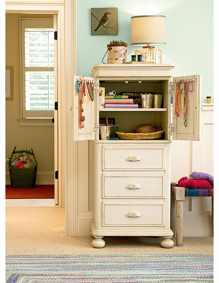 Savannah Accessory Chest