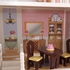 Savannah Dollhouse With Furniture