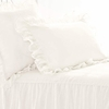 On Sale Savannah Linen Ivory Standard Sham