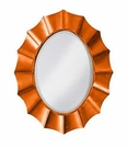 Sawyer Oval Wave Mirror