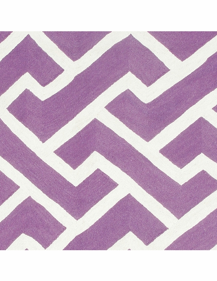 Sawyer Purple Rug