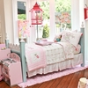 Scalloped Cottage Bed