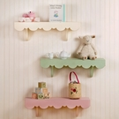 Scalloped Cottage Shelf