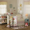 Scarlet 4-Piece Crib Bedding Set