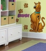 Scooby Doo Giant Peel & Stick Wall Decal