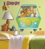 Scooby Doo Mystery Machine Giant Peel & Stick Wall Decal
