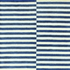 Scully Striped Rug in Blue
