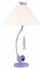 Sea Fishing Pole Table Lamp