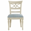Sea Watch Side Chair in Toasted Coconut Fabric