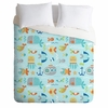 Sealife Luxe Duvet Cover