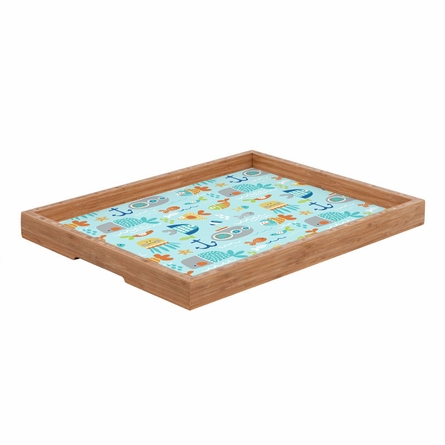 Sealife Rectangle Tray