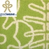 Seasons Rug in White & Lotus Green - Large