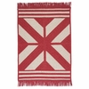Sedona Rug in Red