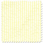 Seersucker Yellow Stripe Doodlefish Fabric by the Yard