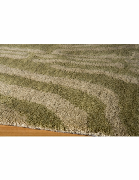 Serengeti Apple Zebra Stripes Rug