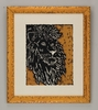 Serengeti Lion Framed Art
