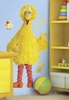 Sesame Street Big Bird Giant Peel & Stick Wall Decal