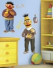 Sesame Street Burt & Ernie Giant Wall Decal