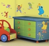 Sesame Street Peel and Stick Wall Decal