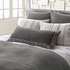 Seville Grey Boudoir Pillow