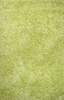 Shag Rug in Lime