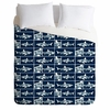 Shark X Ray Luxe Duvet Cover