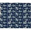 Shark X Ray Fleece Throw Blanket