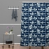 Shark X Ray Shower Curtain