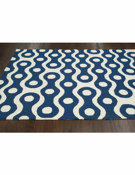Sheila Rug in Blue