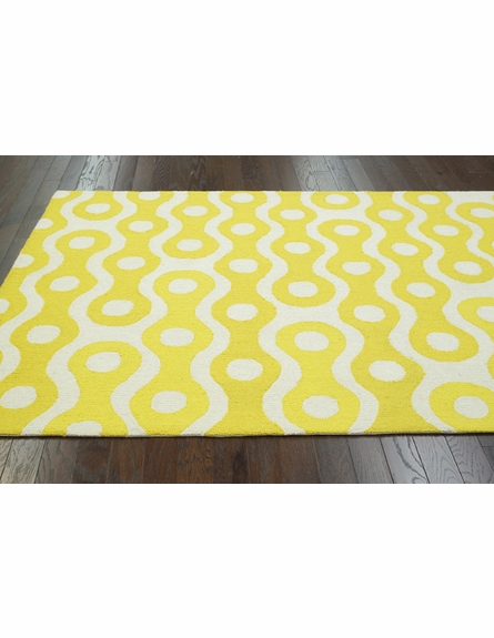 Sheila Rug in Yellow