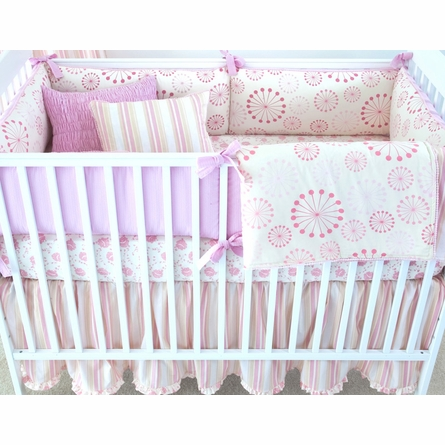 Shell Chloe Crib Skirt