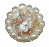 Shell & Pearl Drawer Knob