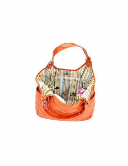 Sherbet Satchel Diaper Bag