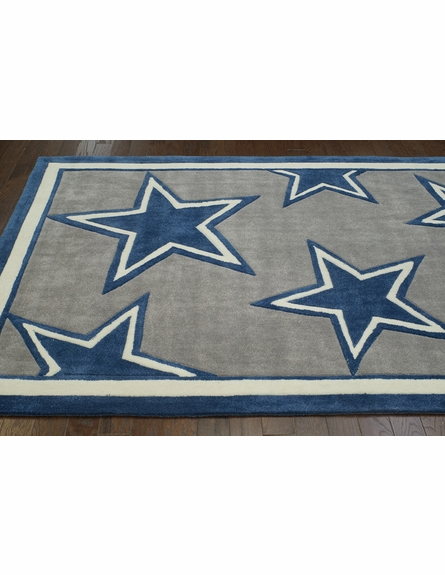Shine Bright Gray Rug