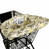 Shopping Cart Cover in Retro Flower