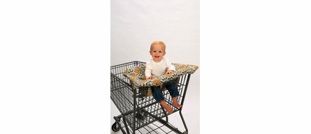 Shopping Cart Cover in Suri